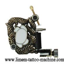 novo estilo máquina de tatuagem artesanal, tatuagem arma