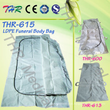 LDPE Material Funeral Corpse Bag