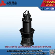 Slqz (H) a Tipo Bomba de flujo mixto sumergible axial