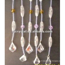 Perles pour rideau