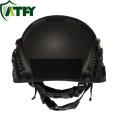 NIJ Level 4 Ballistic Kevlar Helmet Mich  Lightweight Bullet Proof Helmet for Special Forces and Military