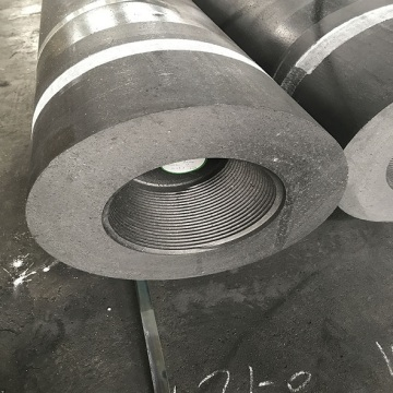 UHP700mm Graphite Electrodes 2700mm for middle east EAF