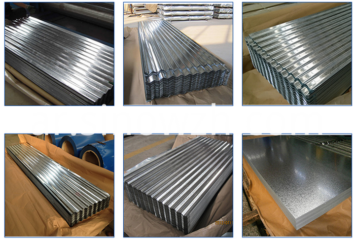 Gi Corrugated Sheet