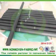 Roll Packing Black Nonwoven Anti-Weed Fabric