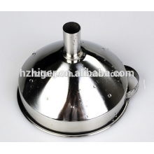Stainless Steel beer Soy sauce bottle Triangle funnel