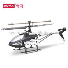 SYMA F4 giroscopio marco de plástico 3 canales de helicóptero 2.4G interior y al aire libre listo para volar