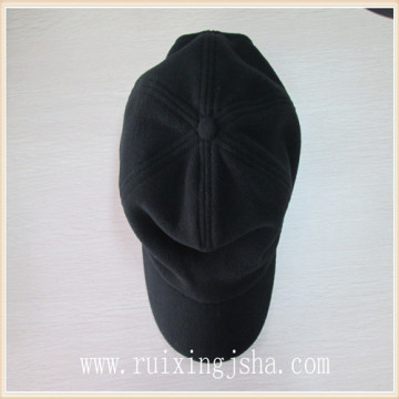men's earflap fleece  hat