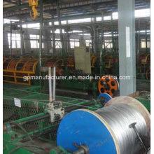 Bobine de bois de 500kg 1 * 7 galvanisé préformé en acier