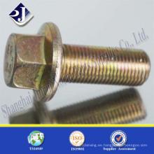 Tornillo de bloqueo de tornillo sujetador (serrado)