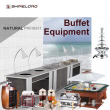 Buffet de hotel de luxo / Buffet Buffet