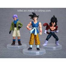 Factory Customized 6 PCS Dragon Ball PVC Figurine