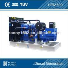 Groupe électrogène diesel original britannique 520kW, HPM700, 50Hz
