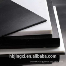 White Black Insulation POM Plastic Sheet / Rod