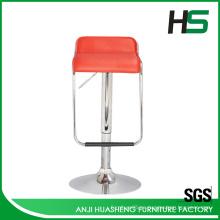 Fabricante silla de cuero de la PU de la PU de moda con el reposapiés