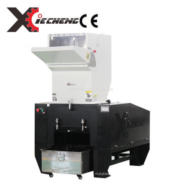 Machine semi-automatique de concasseur de film plastique pour le recyclage de wast