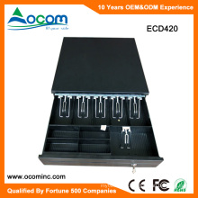 ECD420 New Low Cost 420 POS Metal Cash Drawer Box With Big Size