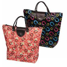Folding shopping bags,hand bags