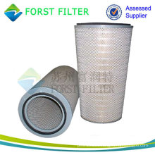 FORST Cylindrical&Conical Gas Turbine Air Filter Cartridge