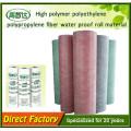 Polyethylen-Polypropylen-Polymer-imprägniernmembrane für das Errichten
