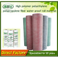 Weight 300-500g/Square Meter Popular Sale High Polymer Polyethylene Waterproofing Membrane