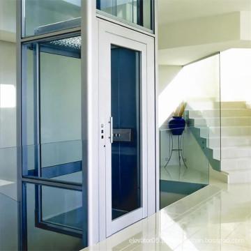 Elevador residencial barato de aço inoxidável do elevador da casa de campo