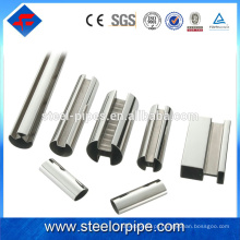 China importação directa brasil tubo de aço inoxidável