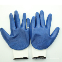 Nitrile Coated Smooth Cotton Gloves