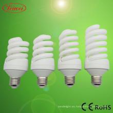 Lámpara (LWFS009) ahorro de energía espiral completo