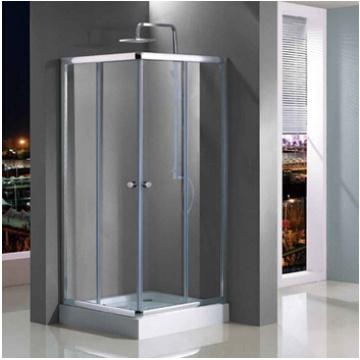 Square Shower Glass Door (HR-149)