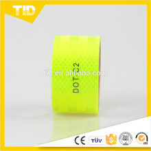 High adhesive for truck safety DOT-C2 Reflective tape