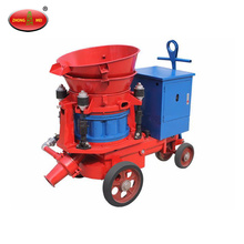 Explosion-proof Wet Mix Shotcrete Guniting Machine