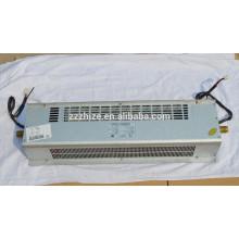 SR- 13A bus heater aluminium radiator for Kinglong bus