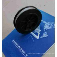 Beste Qualität heißer Dia0.08mm schwarzer Molybdändraht in der Spule (2000mm Länge)