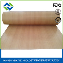 Tissu de fibre de verre enduit de téflon de Ptfe POUR la production des joints de dilatation
