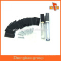 Top quality lipstick shrink sleeve bands with custom print for labeling