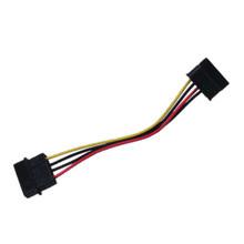 Molex Stecker auf Buchse 4p Splitter Electrical Wire Cable