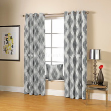 Factory made hot-sale for Linen Window Curtain 2017 LINEN LIKE JACQUARD DESIGN OF SOFT TEXTILE FABRIC supply to Mexico Factory