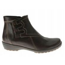 Casual and Comfortable Leather Ankle Boots Fall/Winter 2015