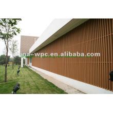 WPC im freien Landschaft material