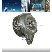 Schindler elevador de freno, freno de elevación, elevador sin engranaje máquina frenos