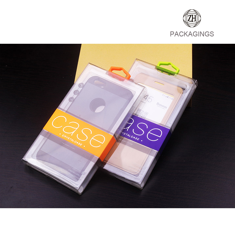 IPhone leather case box package