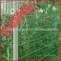 geschweißter Drahtzaun, Export nach Japan geschweißter Zaun, PVC beschichtete Maschendrahtzaun