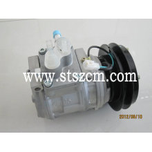 Komatsu parts D85A-21 bulldozer parts air compressor 20Y-979-3111