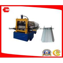 Máquina de formación de rollo de panel de techo de costura derecha