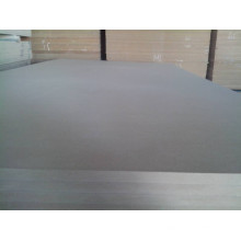 17mm White Core Plain MDF