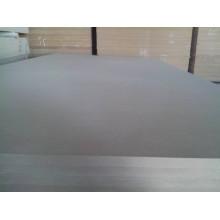 MDF branco do núcleo de 17mm Plain