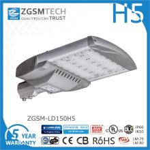 Réverbère bon marché de 150W LED avec des puces Lumiled par Philips