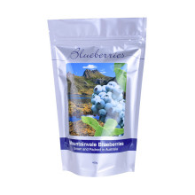 Empresas de embalagem de sacos de alimentos para salgadinhos de frutas congeladoras