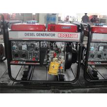 High Speed Diesel Generator Set (BDG3500E)