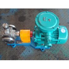 Pompe à huile Ycb0.6-0.6 en acier inoxydable